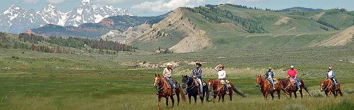 Goose Wing Ranch - Jackson Hole, WY