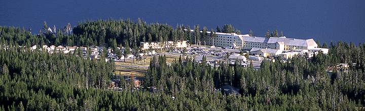 Yellowstone Lake Hotel - Yellowstone National Park