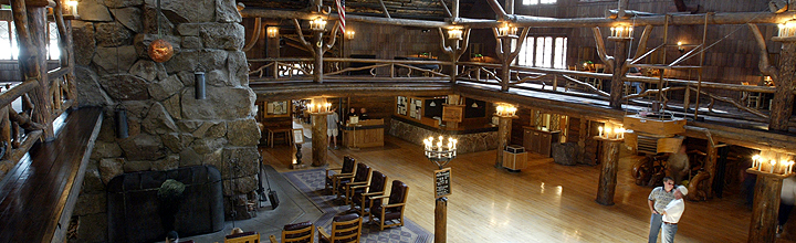 yellowstone lodging - yellowstone national park dining
